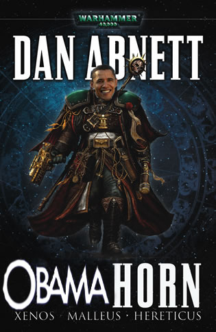 [Humour 40K] Collection d'images humoristiques - Page 5 ObamaHorn_by_purplet929