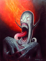Meat Head by Dan-Harding