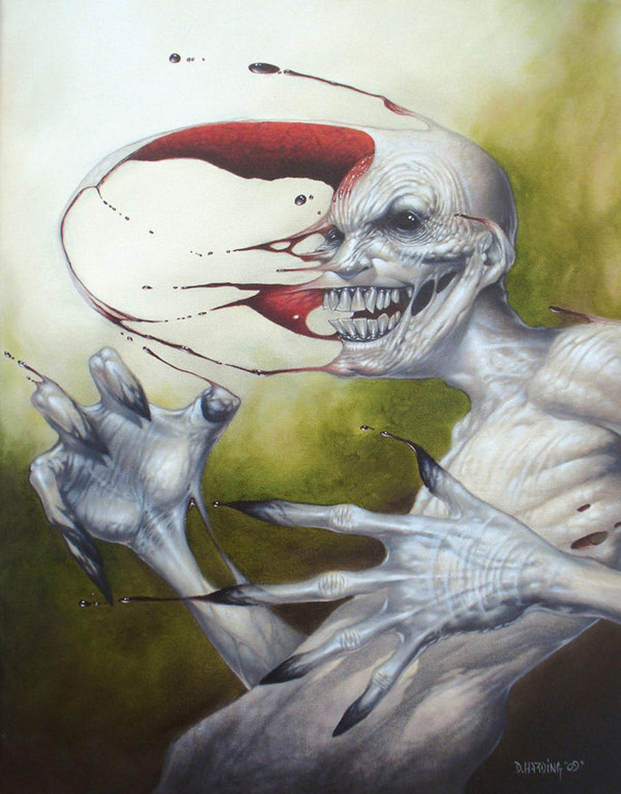 Threshold by Dan-Harding