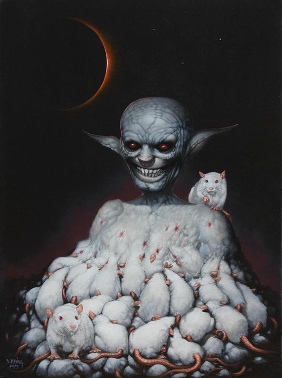 Rats! by Dan-Harding