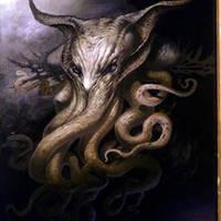 Lovecraft stuff by Dan-Harding