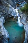 Blue Waterfall by Francy-93