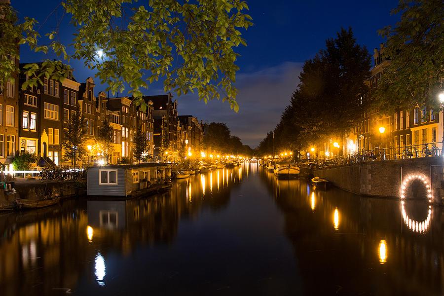 Singel Canal by Francy-93