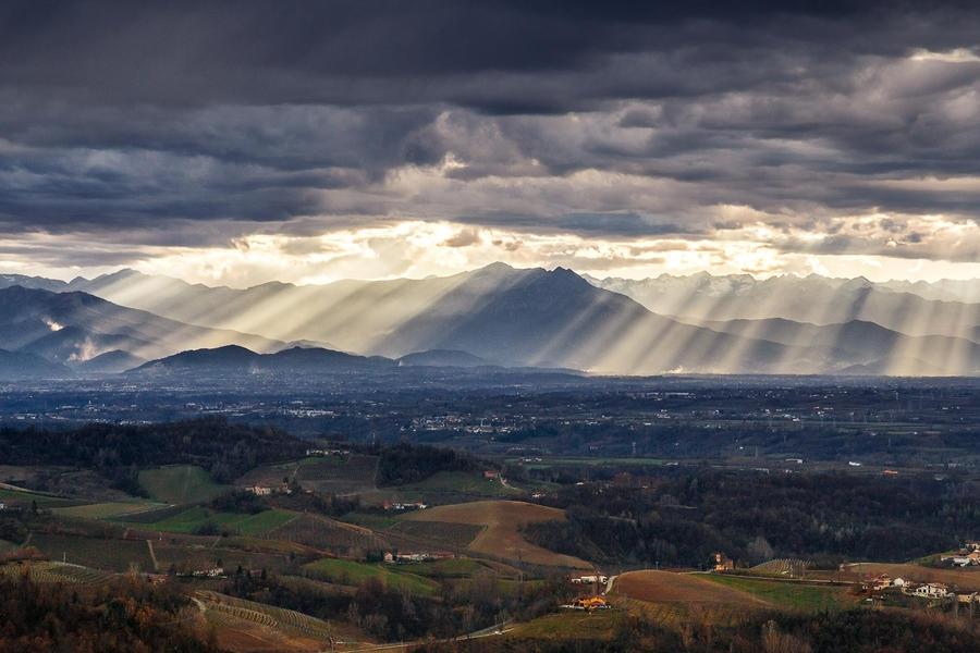 Pioggia di luce by Francy-93