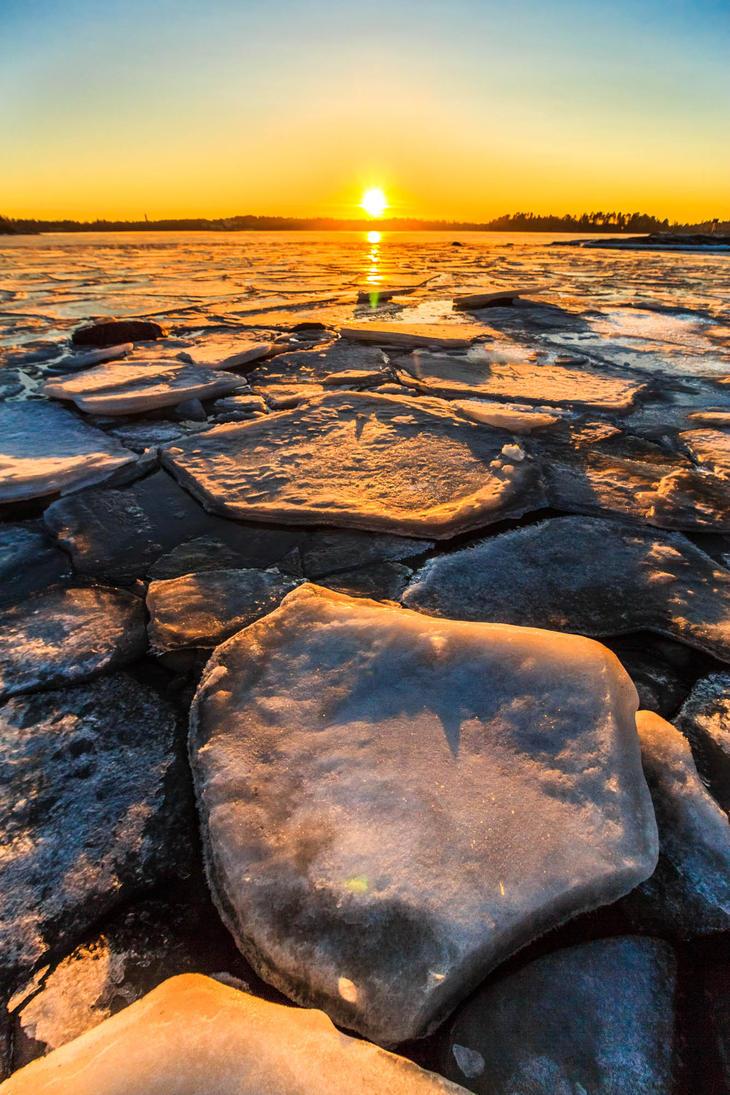 Seurasaari Sunset by Francy-93