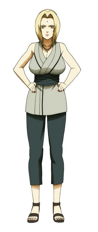 Naruto-Ultimate-Ninja-Heroes-Tsunade By Hana-181 On Deviantart-5804