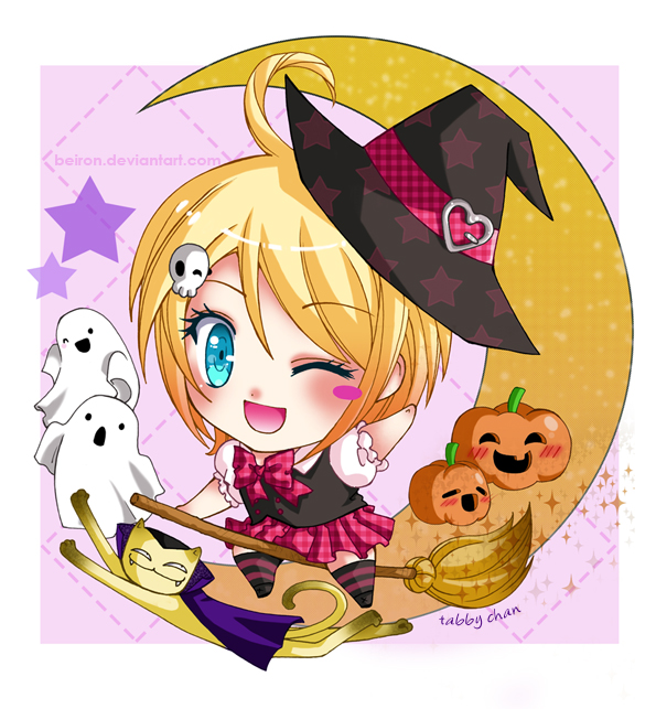 Happy Halloween 2014 by beiron