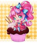 Chibi Cupcake