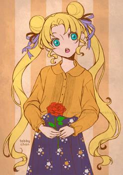 Sailor Moon Autumn