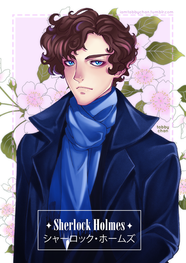 Sherlock Holmes by iamtabbychan