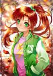 Sailor Jupiter Autumn
