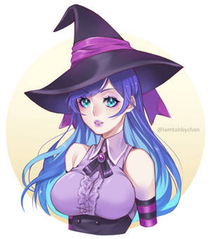 Doodle Witch