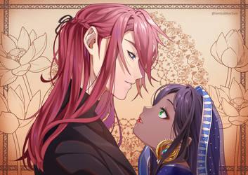 Hayami and Rani