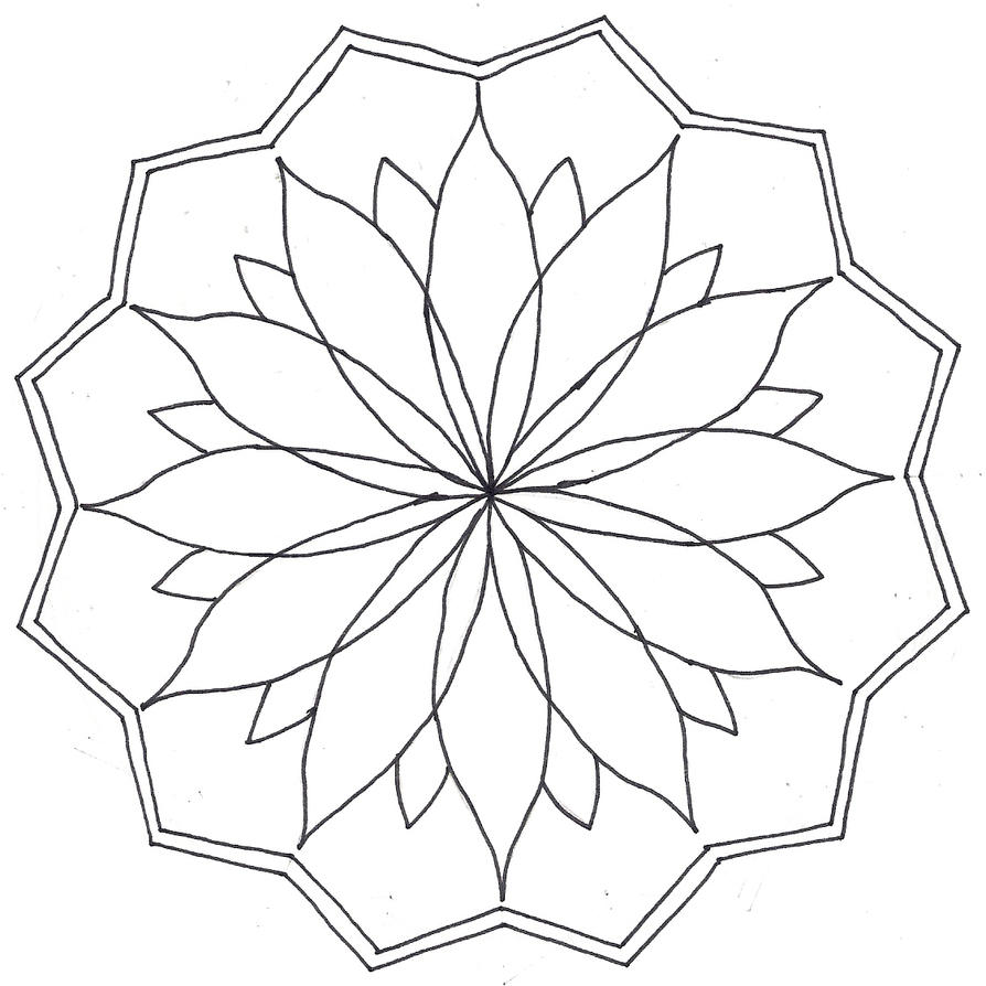 Printable Mandalas To Color For Adults