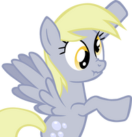 Derpy Hooves by Stormsclouds