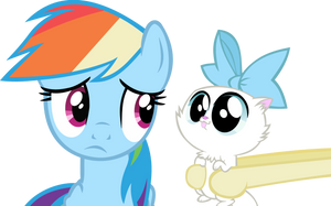 More adorable than the duet by Stormsclouds