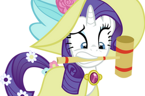 What croquet mallet? by Stormsclouds