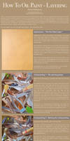 How to Oil Paint - Layering