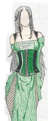 Dress by XartemisX