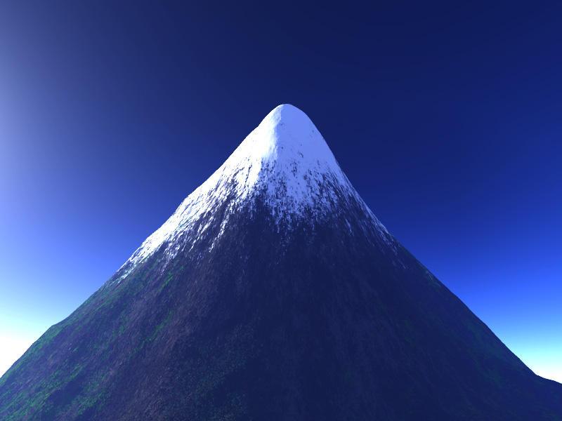 Mountain by Nosferatu-Iddi