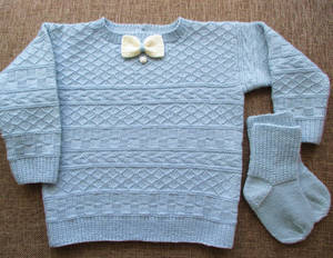 Wool Sweater for Toddler