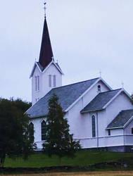 Beautiful Aasen Church by ToveAnita
