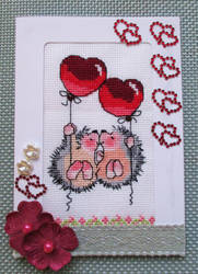 Birthday Card for Linda and Mahad ! by ToveAnita