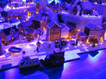 Gingerbread Bryggen in Bergen by ToveAnita