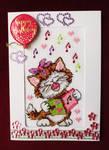 Birthday Card for Safia