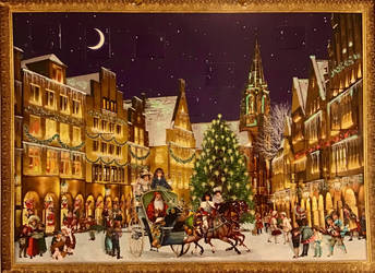 The First of December - My Advent Calendar by ToveAnita