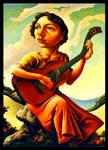 Jessie with Guitar 2