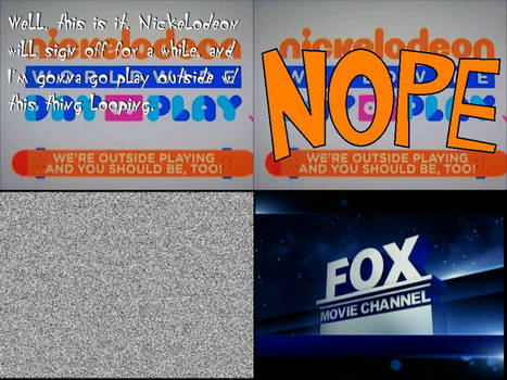Worldwide Day of NOPE - Fox Movie Channel