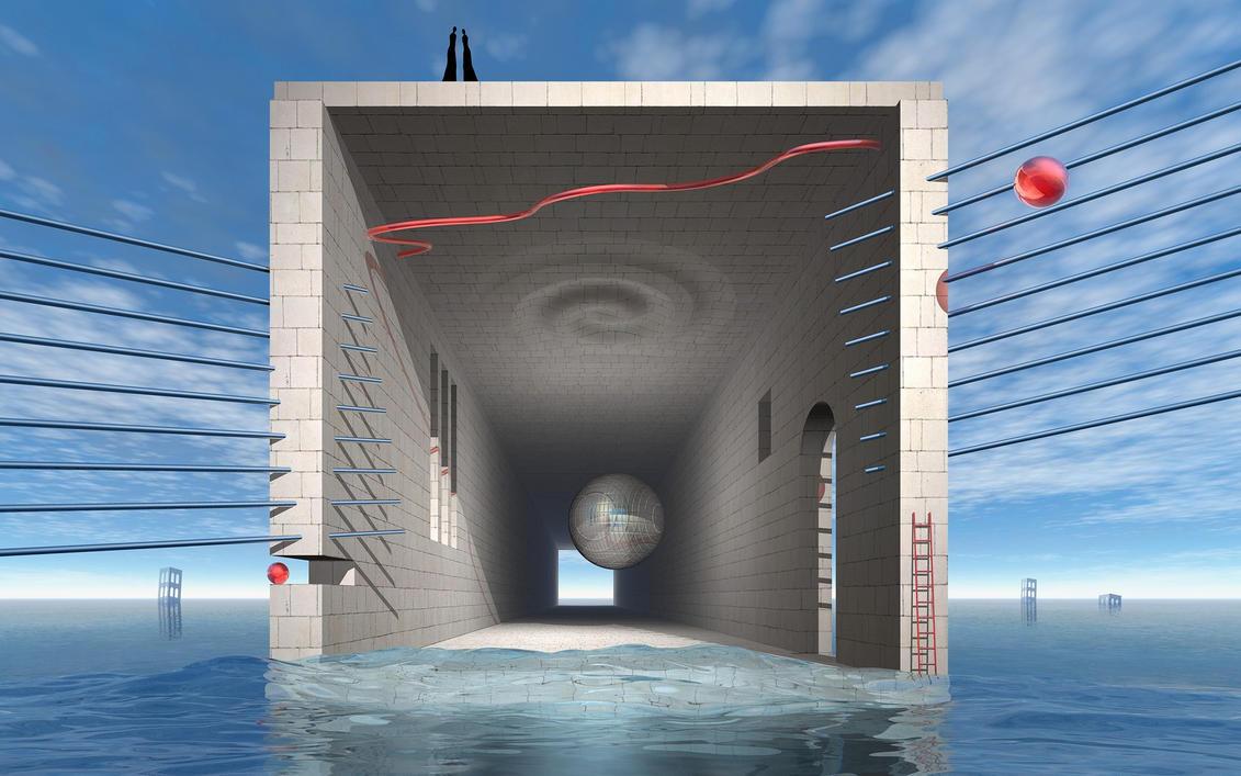 Water Room... by kolja7t