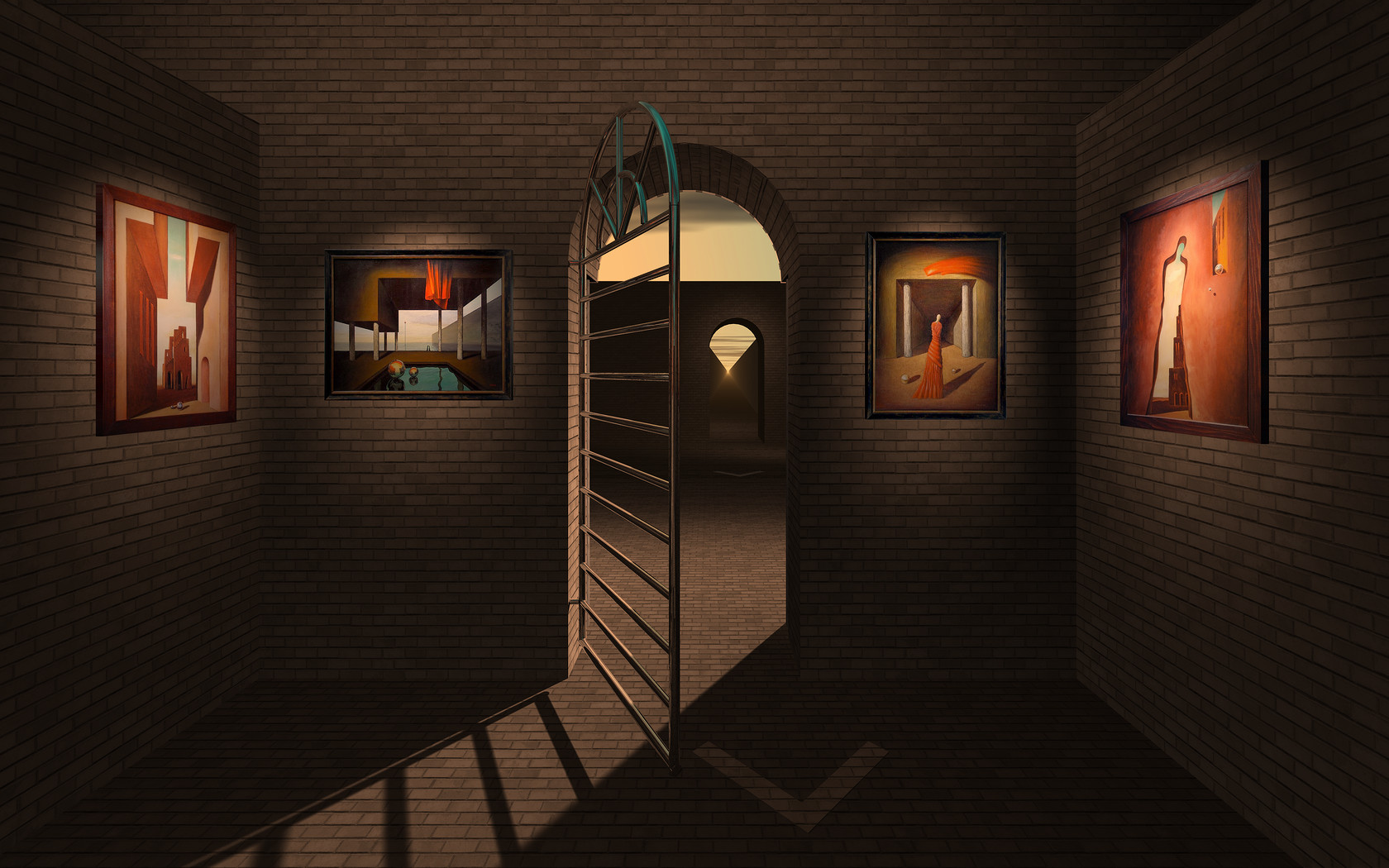 Exhibition... by kolja7t