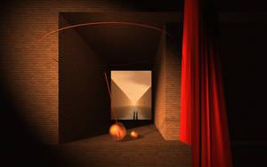 'Abandoned Evening...' by kolja7t