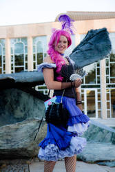 Pinkie Pie - you gotta share Cosplay (upgraded)