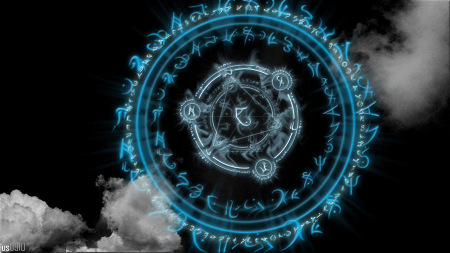 arcane circles by jus0910 on DeviantArt