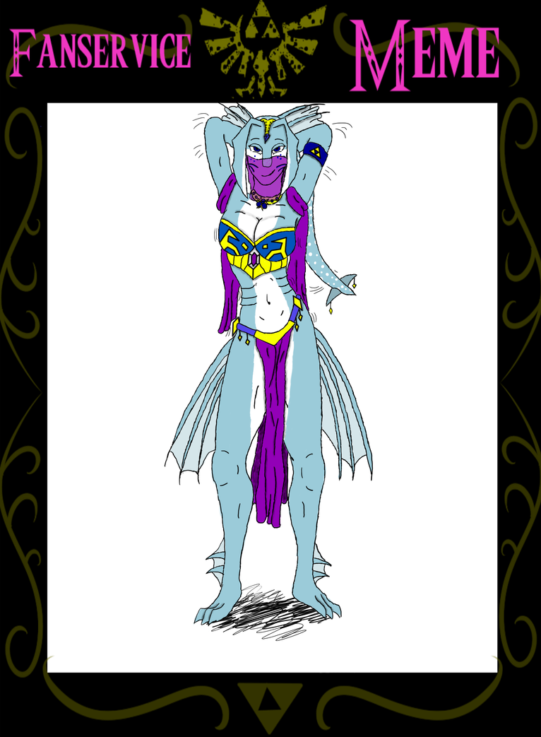 FOH Meme: Laraine The Dancer by drazarg