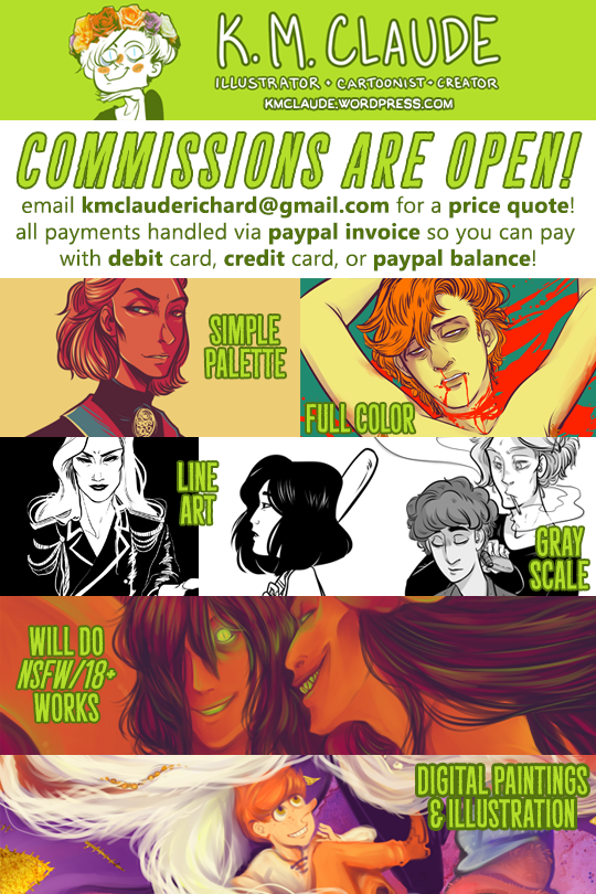 DevID: Commissions by katiemarieclaude
