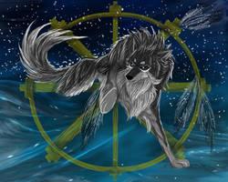 Yearing Medicine Wheel by HeiXieXun