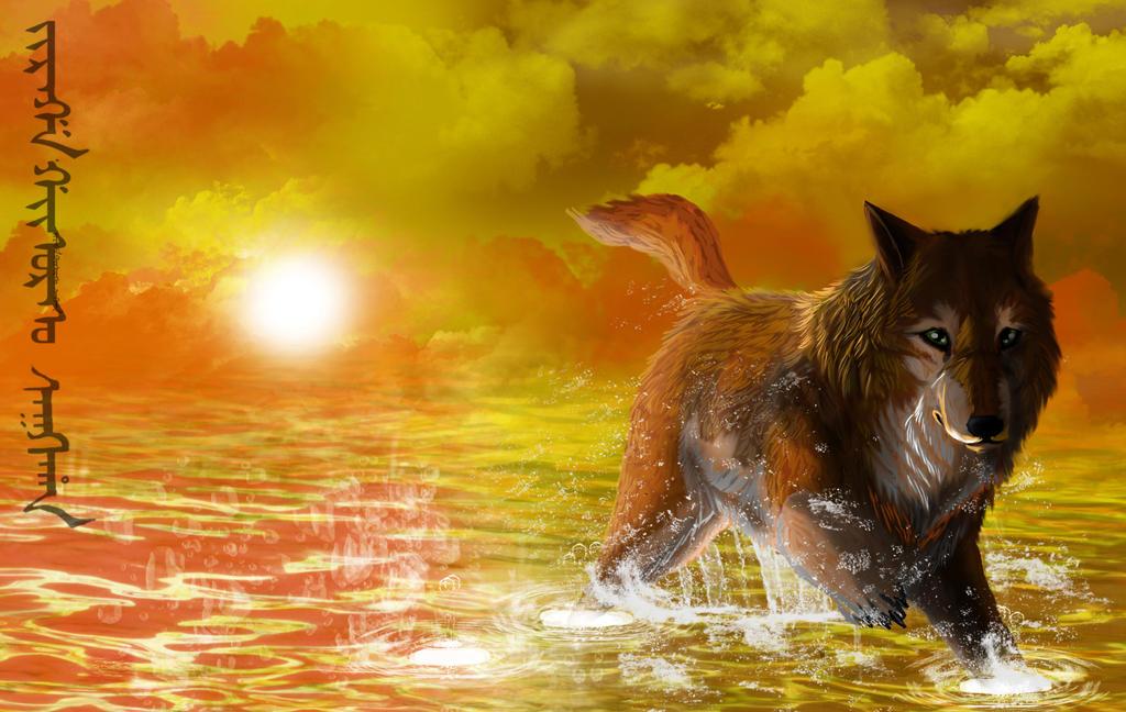 Sun Herder by HeiXieXun