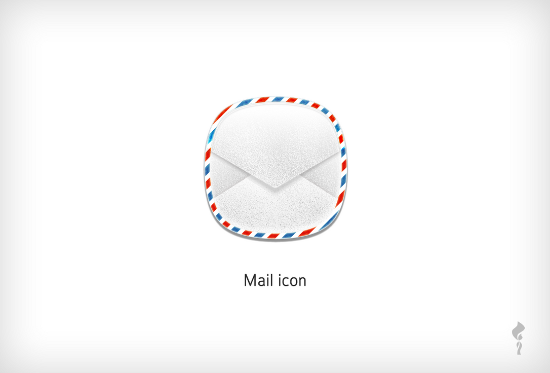 Mail Icon 1 by zuyetawarmatik