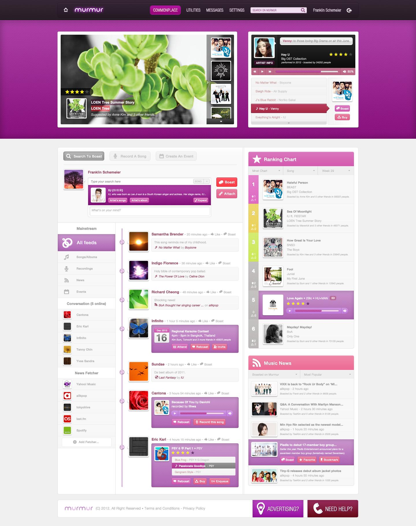 Music Network 4 by zuyetawarmatik