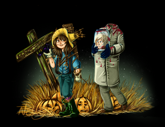 HAPPY HALLOWEEN 2016 by NellyOnly