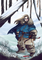 Dead of Winter by NellyOnly
