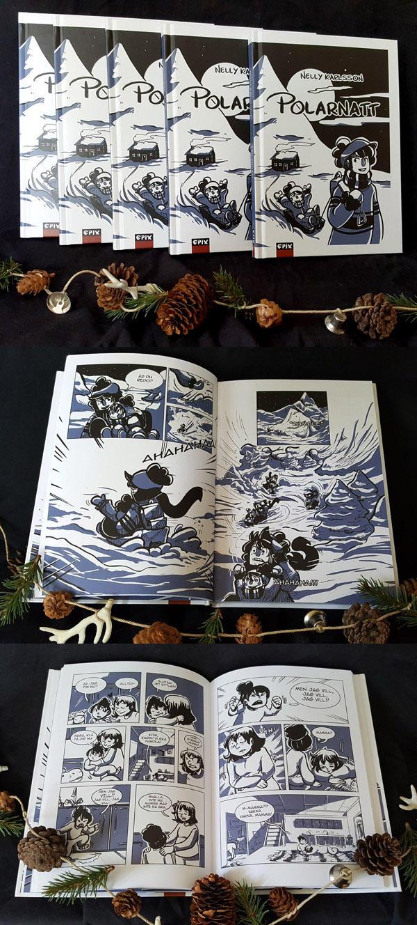 Polarnatt - Published