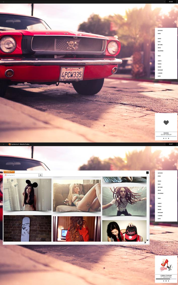 Mustang by NinjaTong