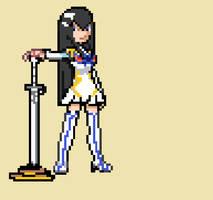 Pokemon Trainer Satsuki Kiryuin by Lunabunneh