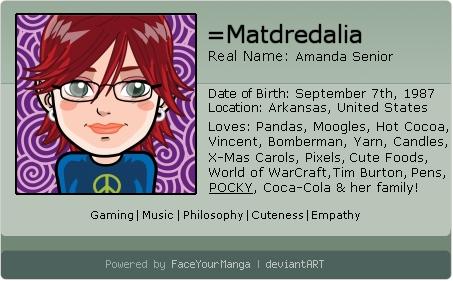 Face Your Manga by Matdredalia