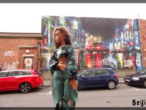 Street Art and Cars